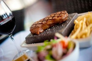 Black Angus Bar  Grill Restaurant - Accommodation NSW
