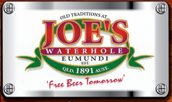 Joe's Waterhole Hotel - Accommodation NSW