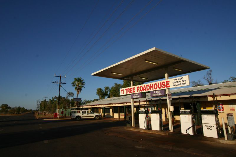 Ti Tree Roadhouse - Accommodation NSW