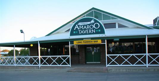 Amaroo Tavern - Accommodation NSW