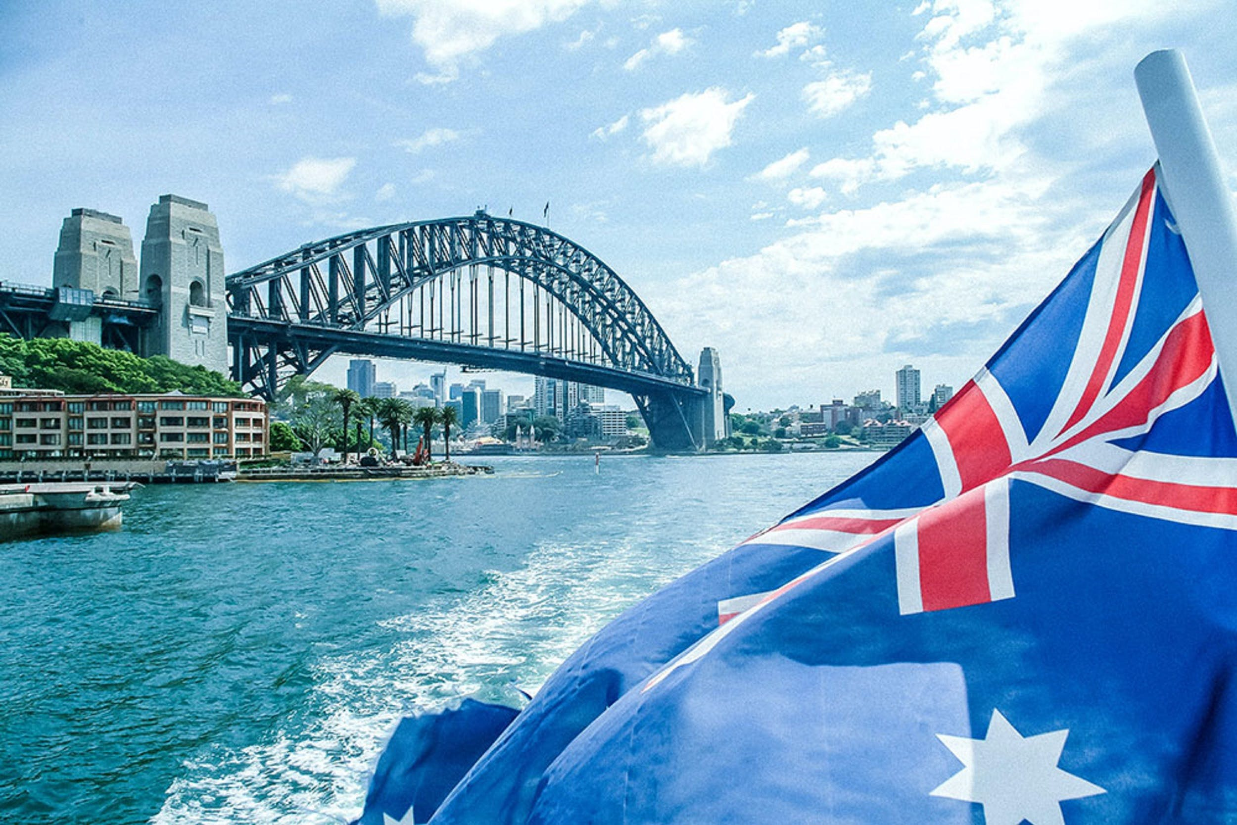 Australia Day Lunch and Dinner Cruises On Sydney Harbour with Sydney Showboats - Accommodation NSW