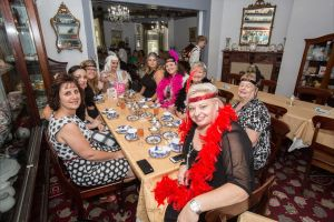 Bygone Beauty's Traditional High Tea Supreme for Good Food Month. - Accommodation NSW