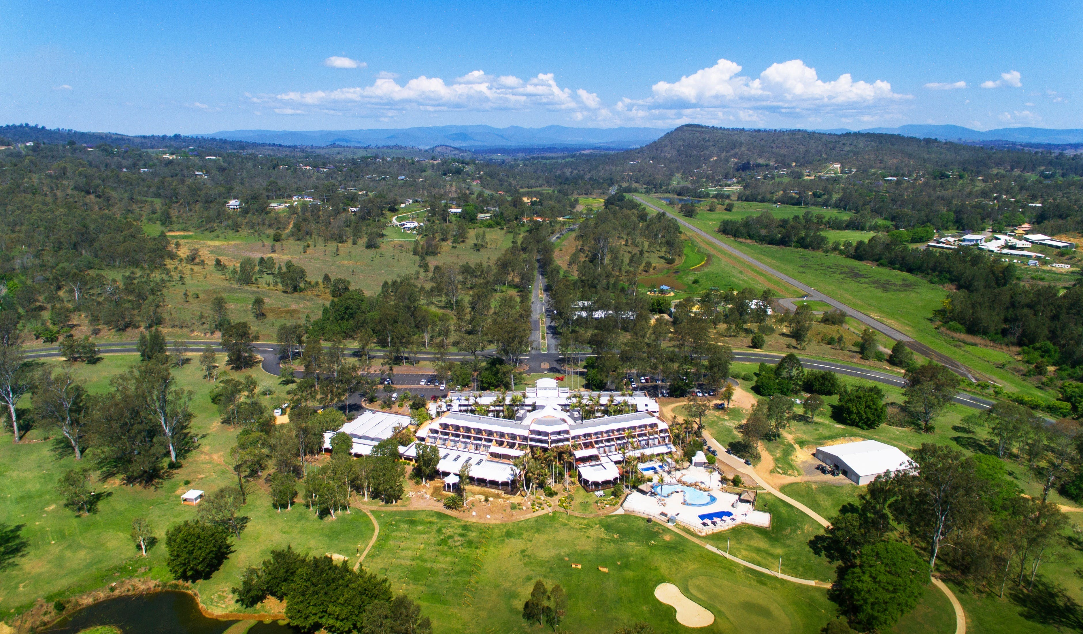 Christmas In July at The Kooralbyn ValleyResort - Accommodation NSW