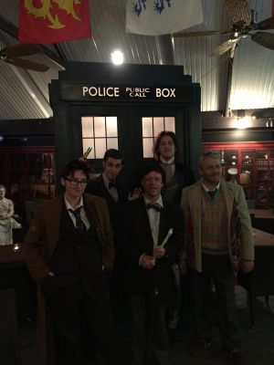 Dr Who Quiz Night - Accommodation NSW