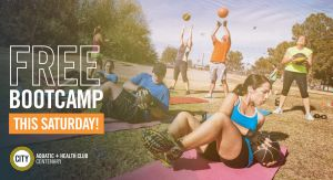 Free City Health Bootcamp - Accommodation NSW
