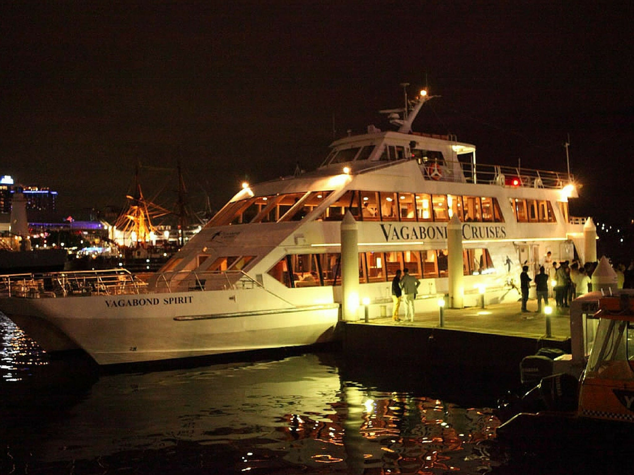 Halloween Party Cruise - Accommodation NSW