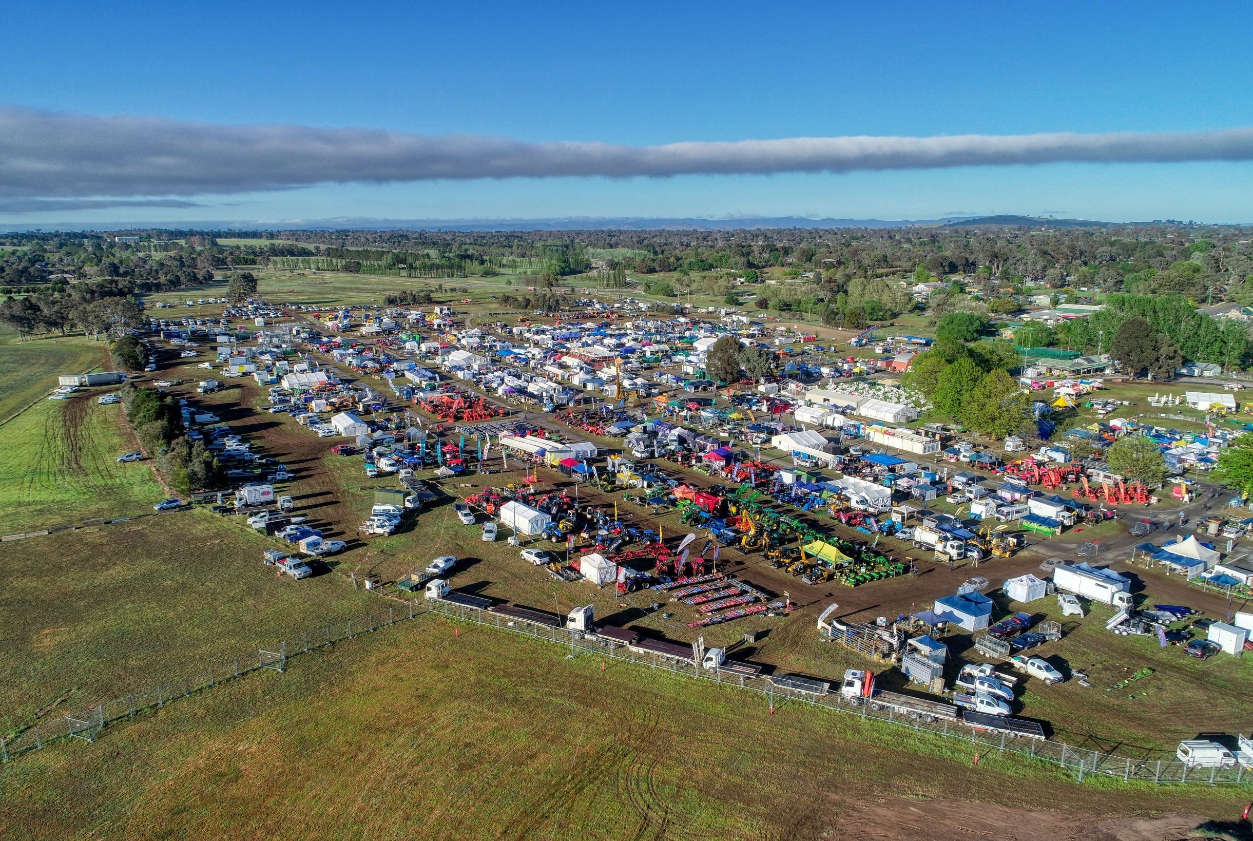 Murrumbateman Field Days - Accommodation NSW