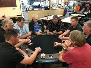 Numurkah Golf and Bowls Club - Poker Wednesday - Accommodation NSW