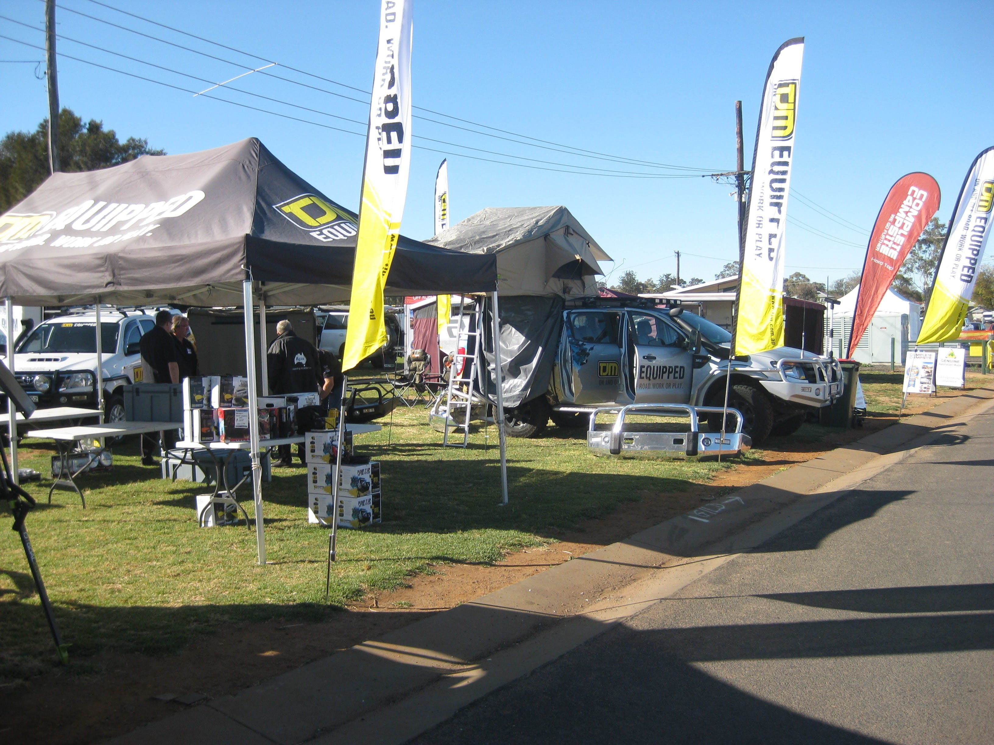Orana Caravan Camping 4WD Fish and Boat Show - Accommodation NSW