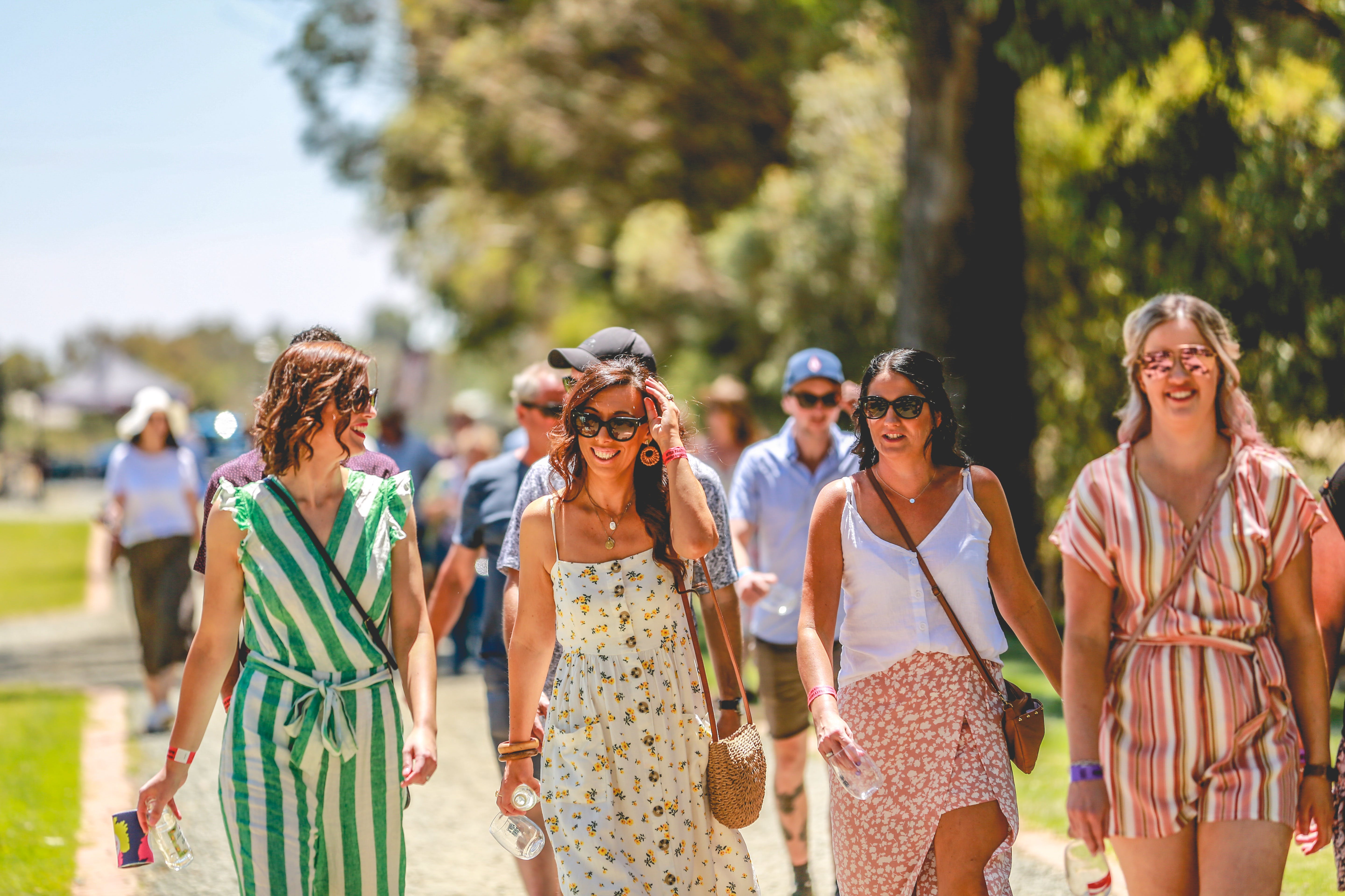 Perricoota Pop and Pour Festival - Echuca Moama - Accommodation NSW