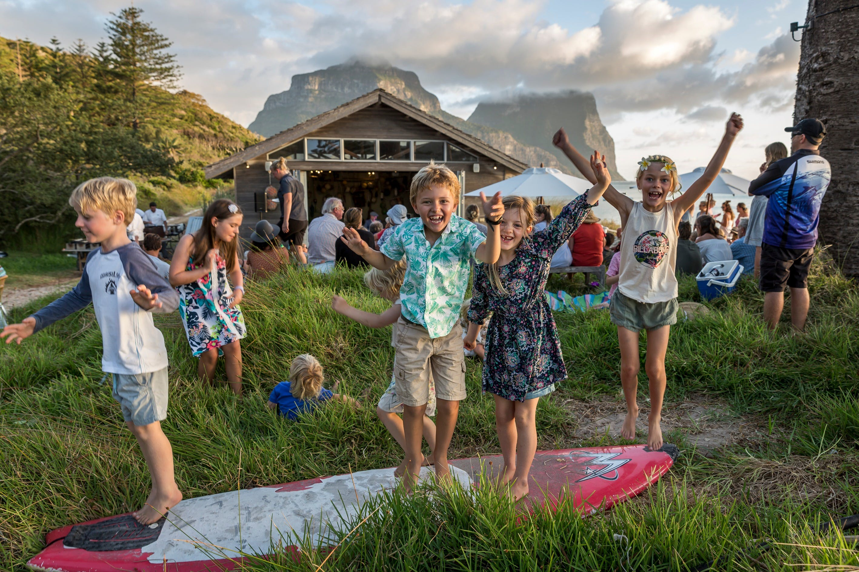 Spring Festival of Lord Howe Island - Accommodation NSW