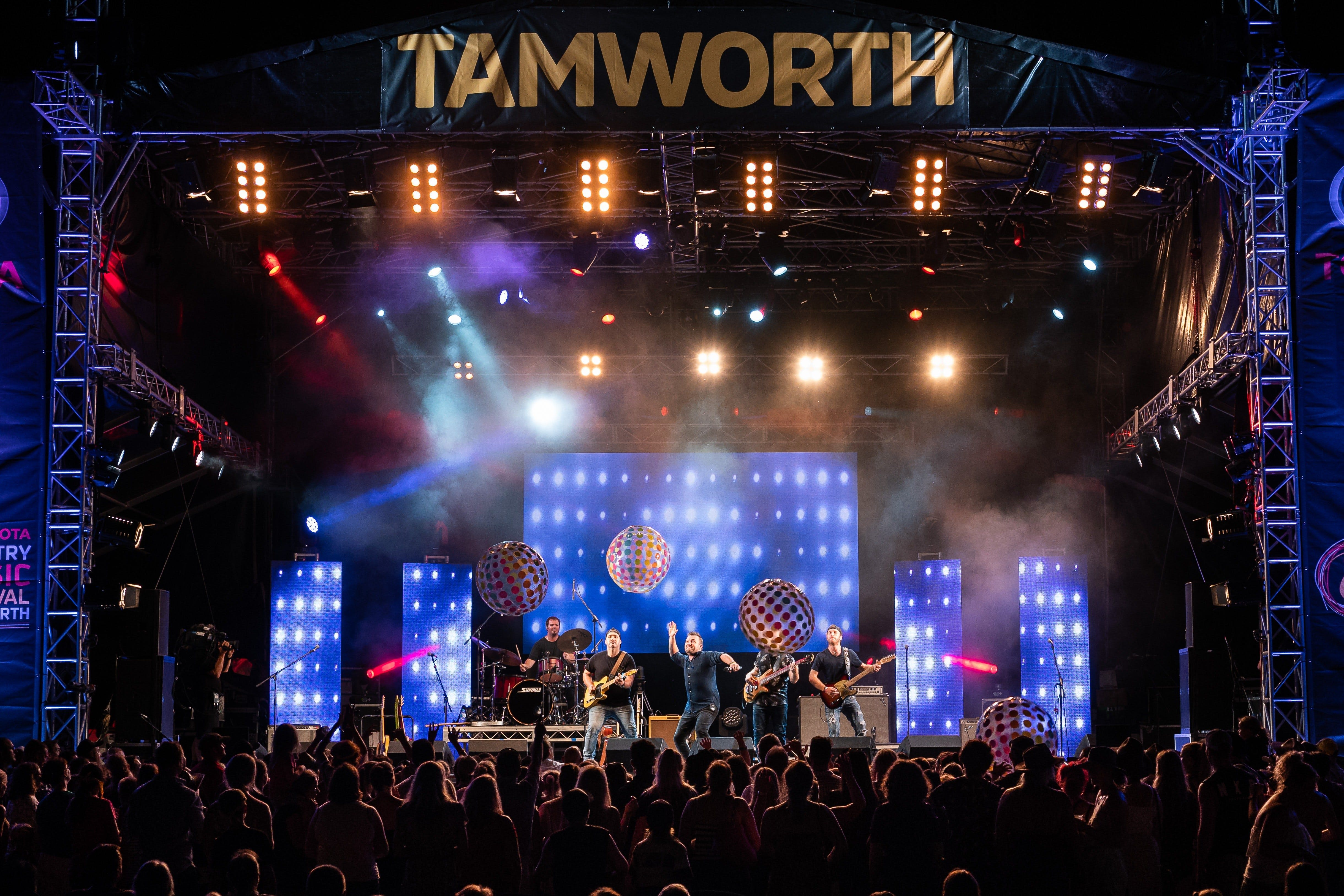 Toyota Country Music Festival Tamworth - Accommodation NSW
