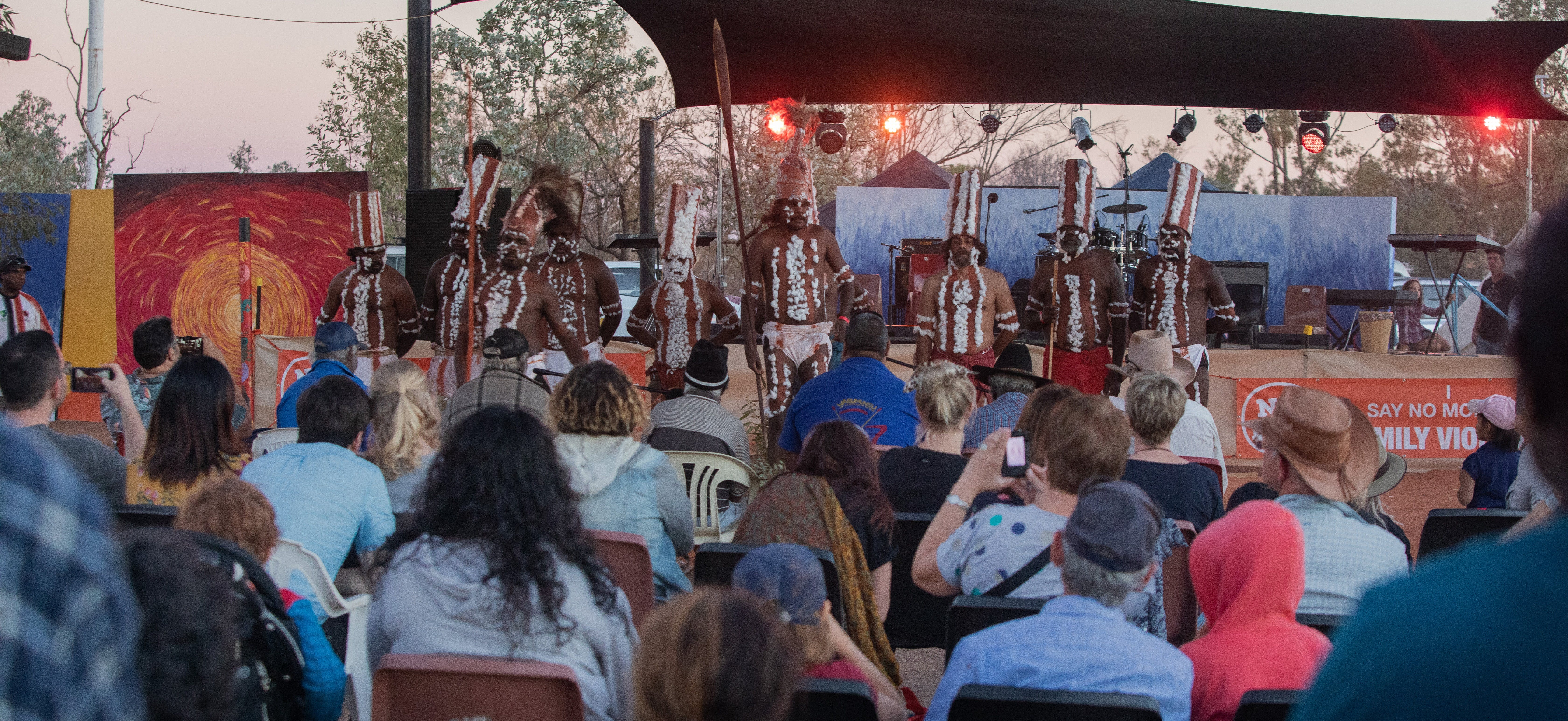 2020 Desert Harmony 'Community Lockdown' Festival - Accommodation NSW