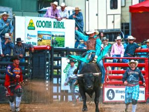AgriWest Cooma Rodeo - Accommodation NSW
