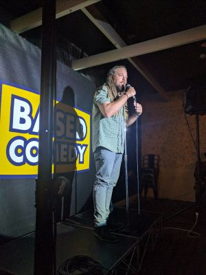 Based Comedy at The Palm Beach Hotel - Accommodation NSW