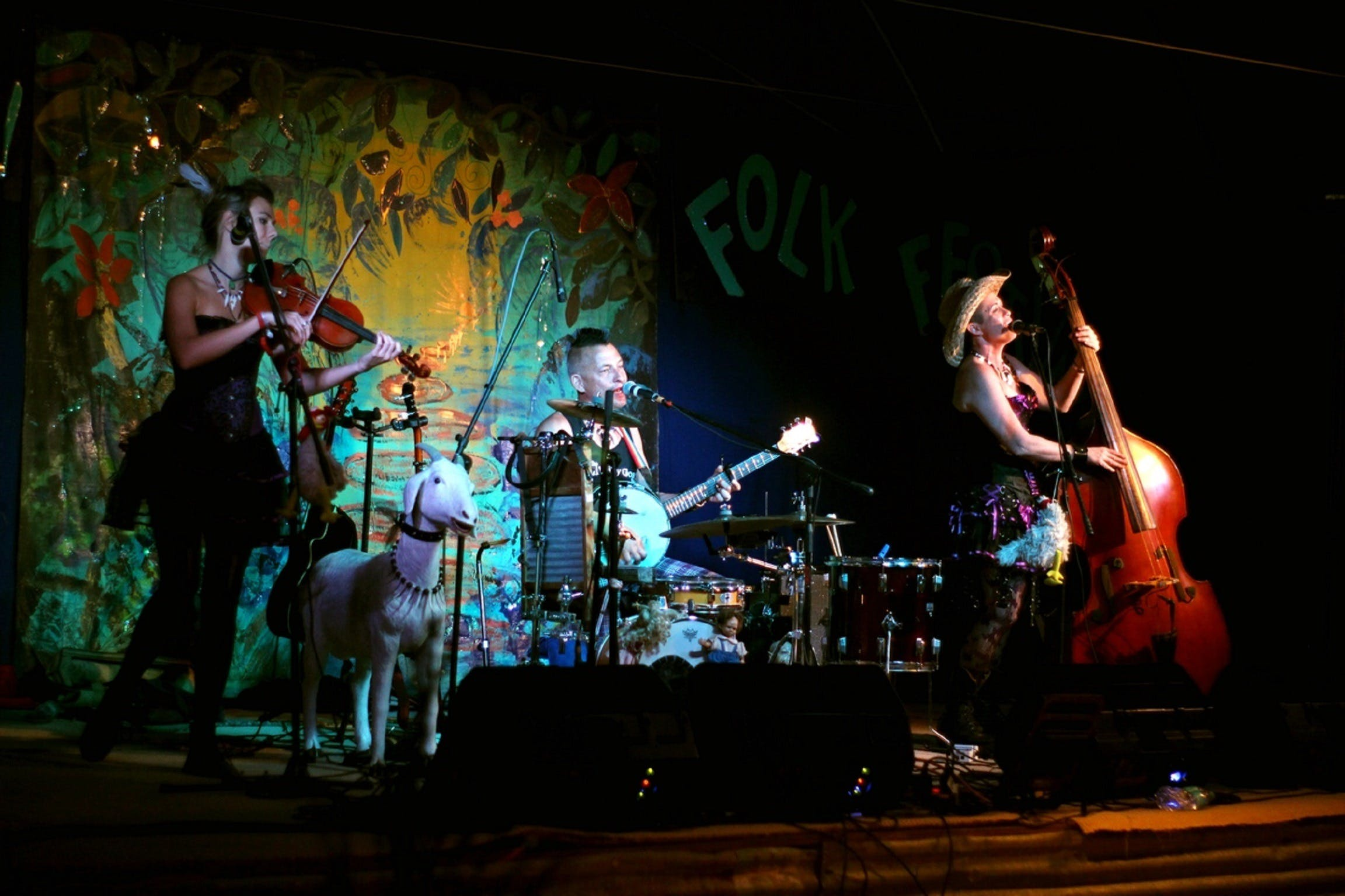 Bony Mountain Folk Festival - Accommodation NSW