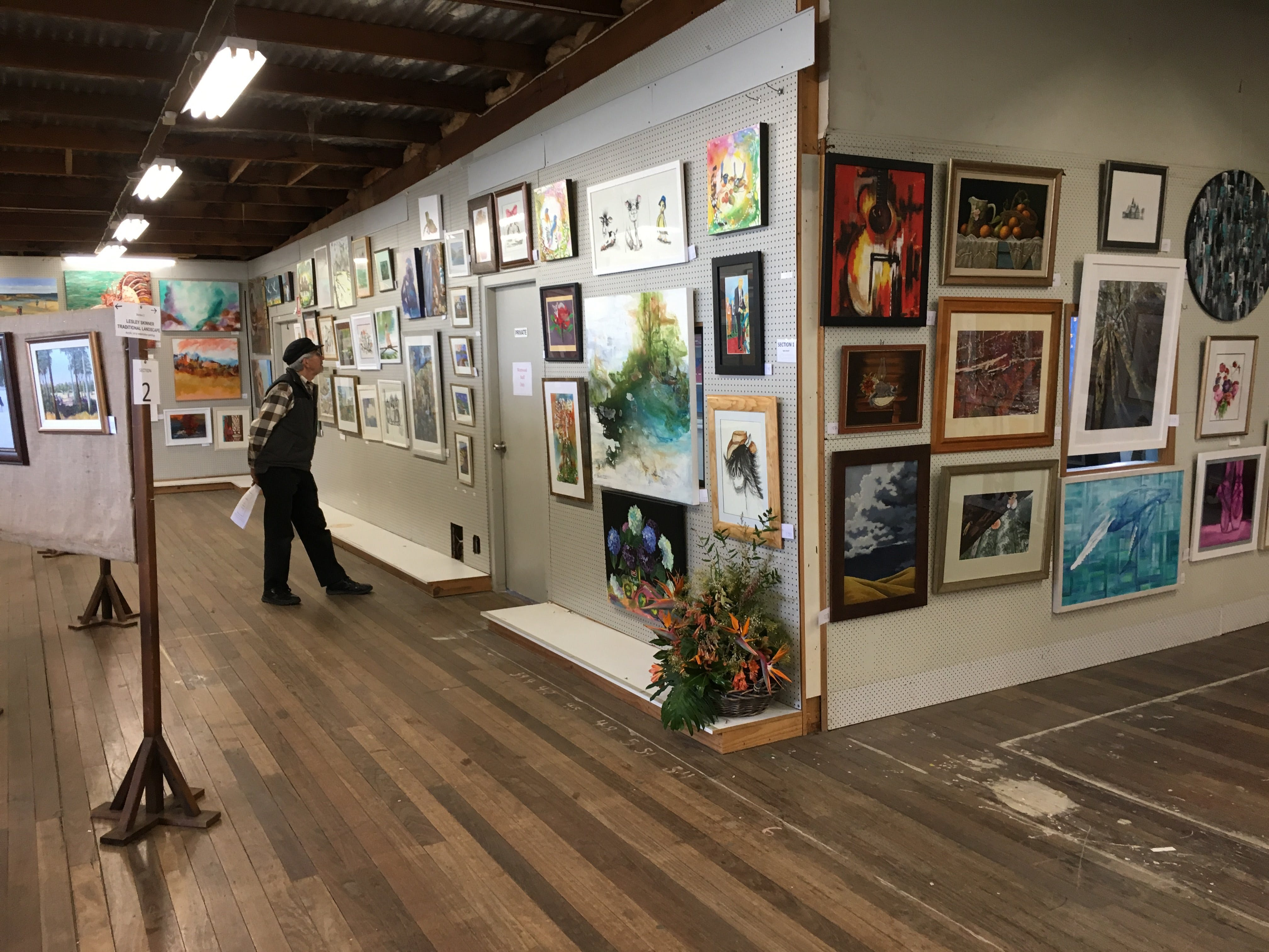 Dungog Arts Society Annual Exhibition - Accommodation NSW
