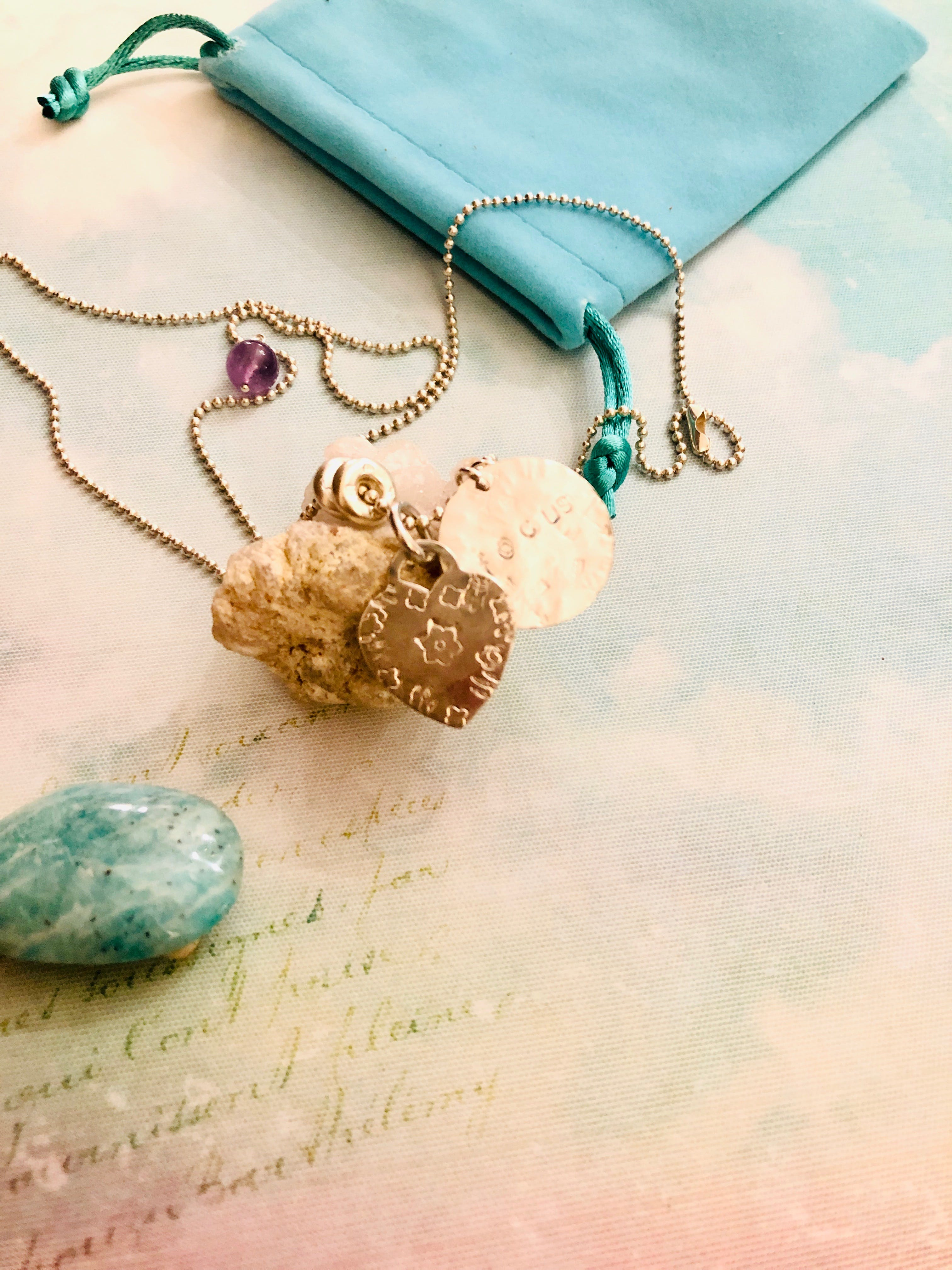 Make Your Own Manifestation Necklace Workshop - Accommodation NSW