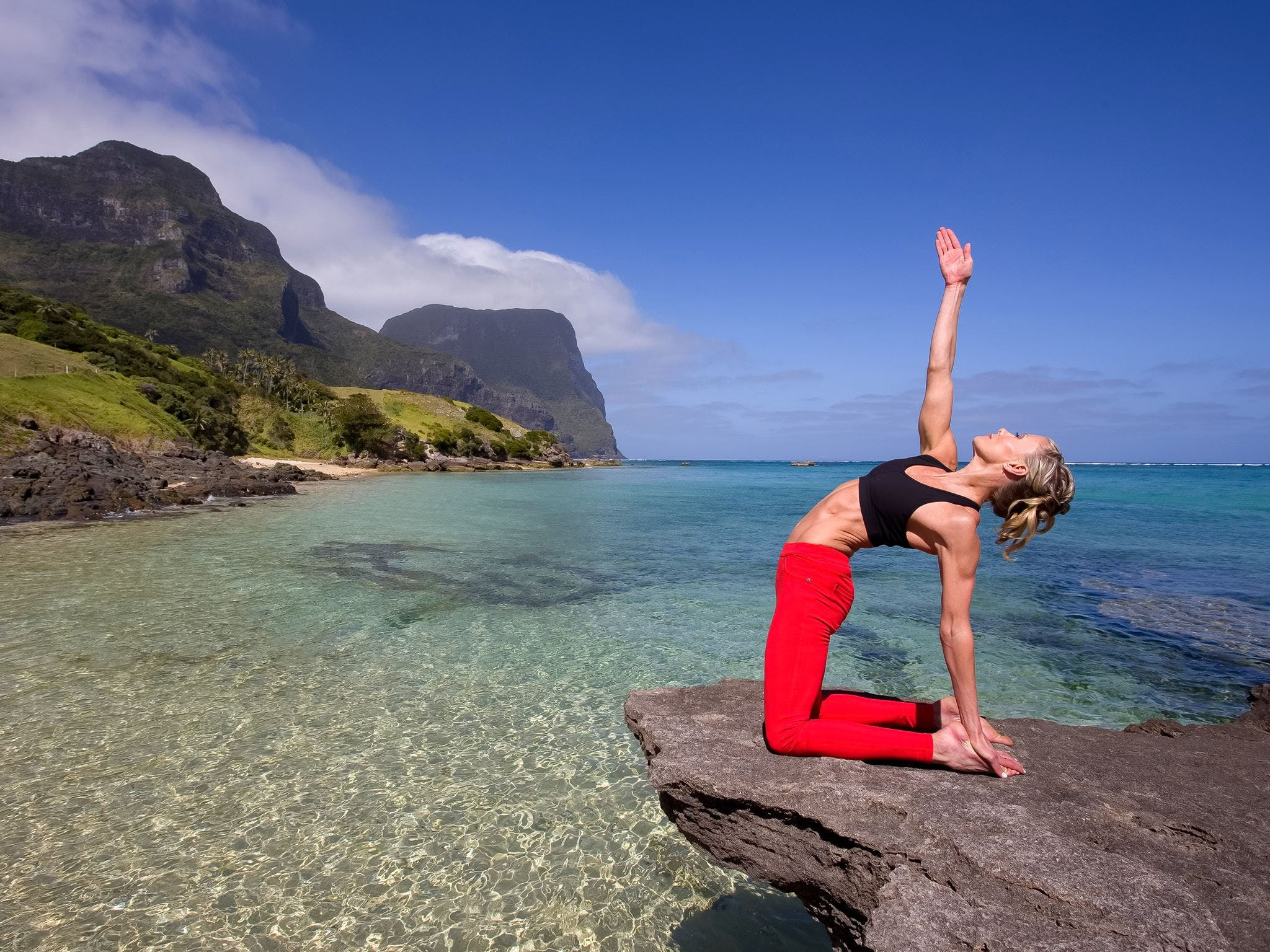 Wellness Week with Charlotte Dodson at Pinetrees Lord Howe Island - Accommodation NSW
