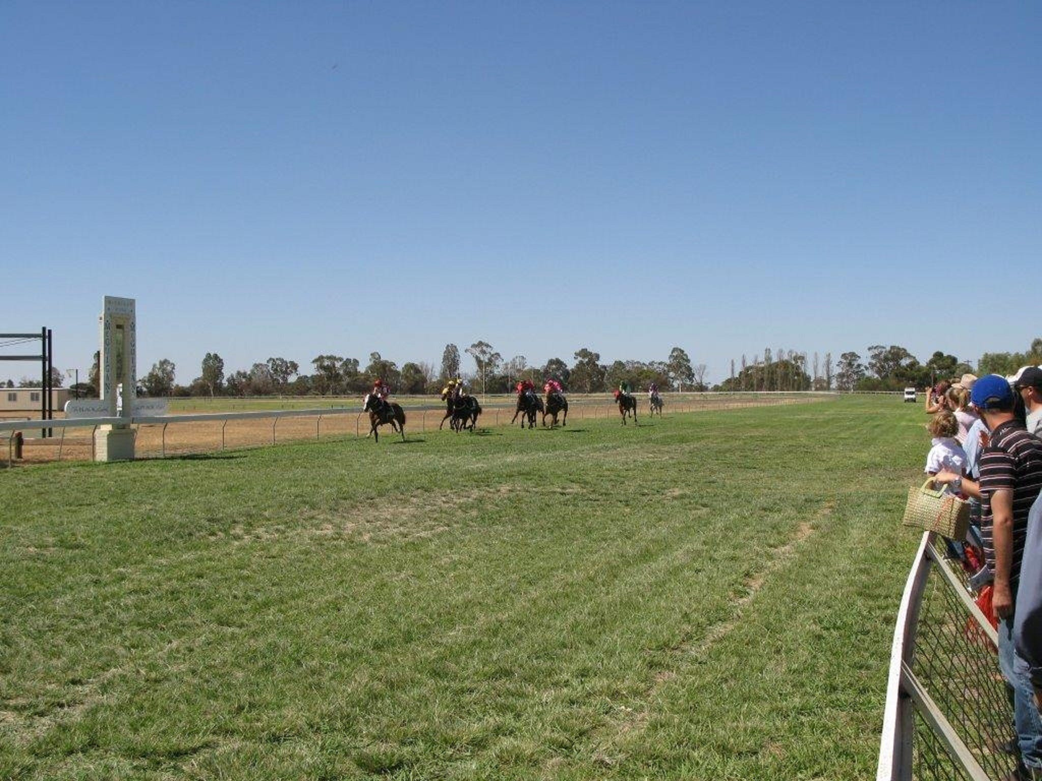 Balranald Races -Derby Day - Accommodation NSW