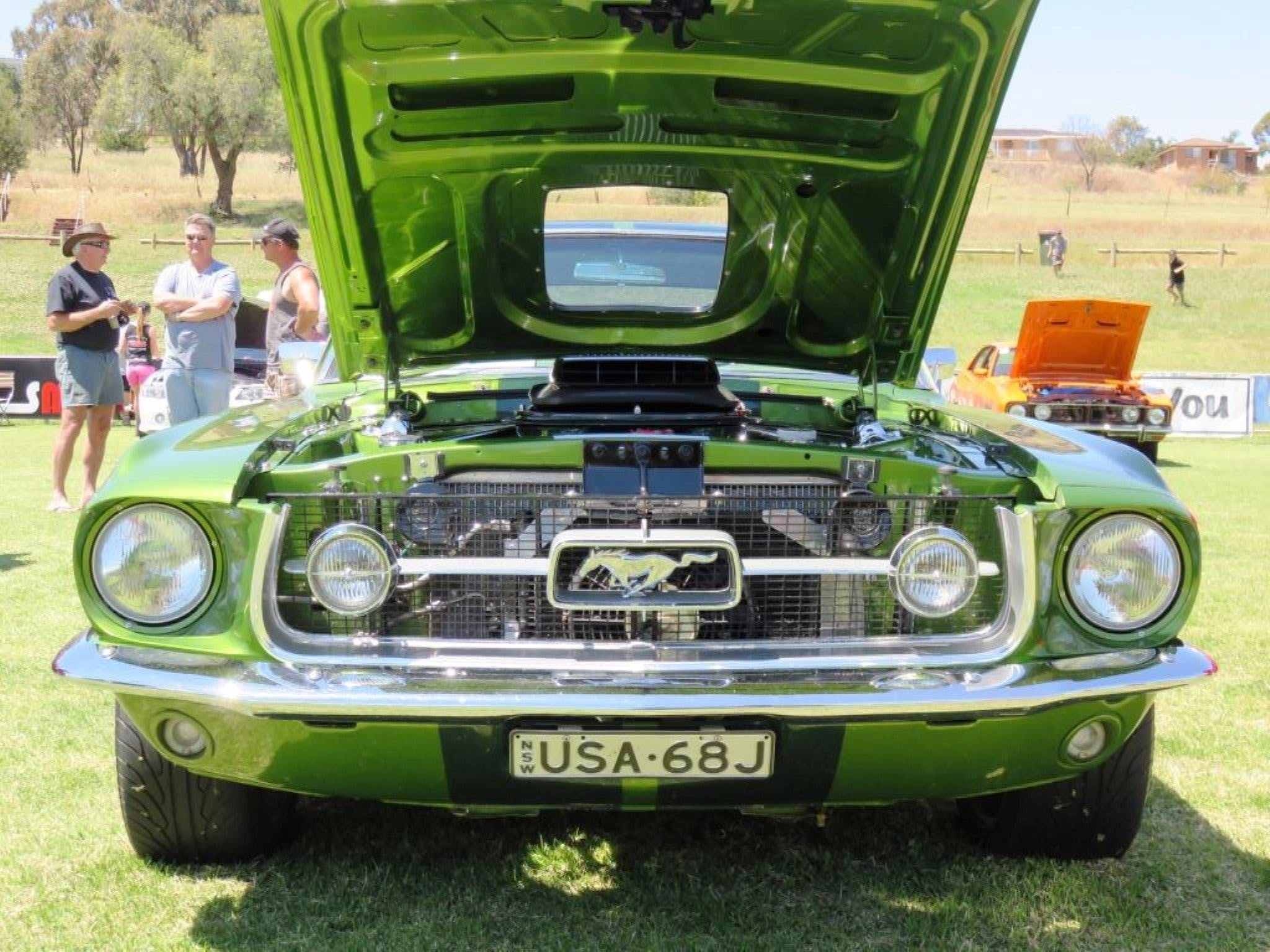 Central West Car Club Charity Show and Shine - Accommodation NSW