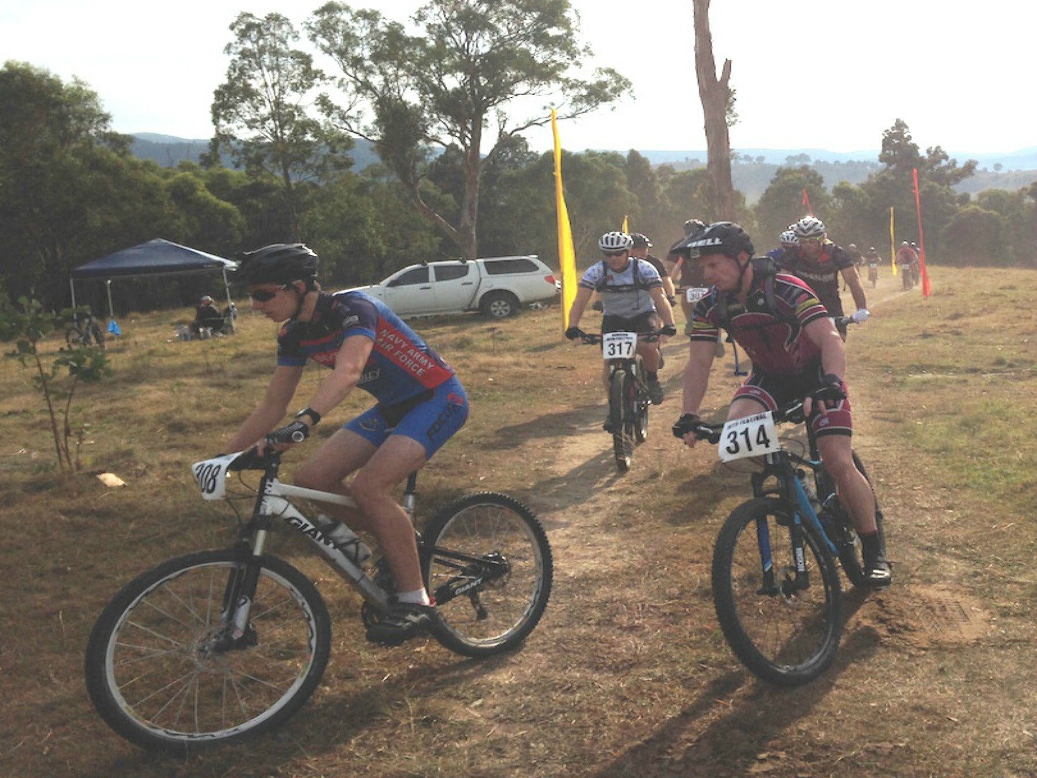 Dungog Mountain Bike Festival - Accommodation NSW