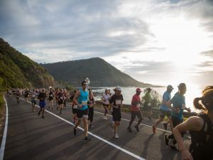Great Ocean Road Running Festival - Accommodation NSW