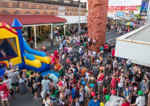 Laidley Christmas Street Festival - Accommodation NSW