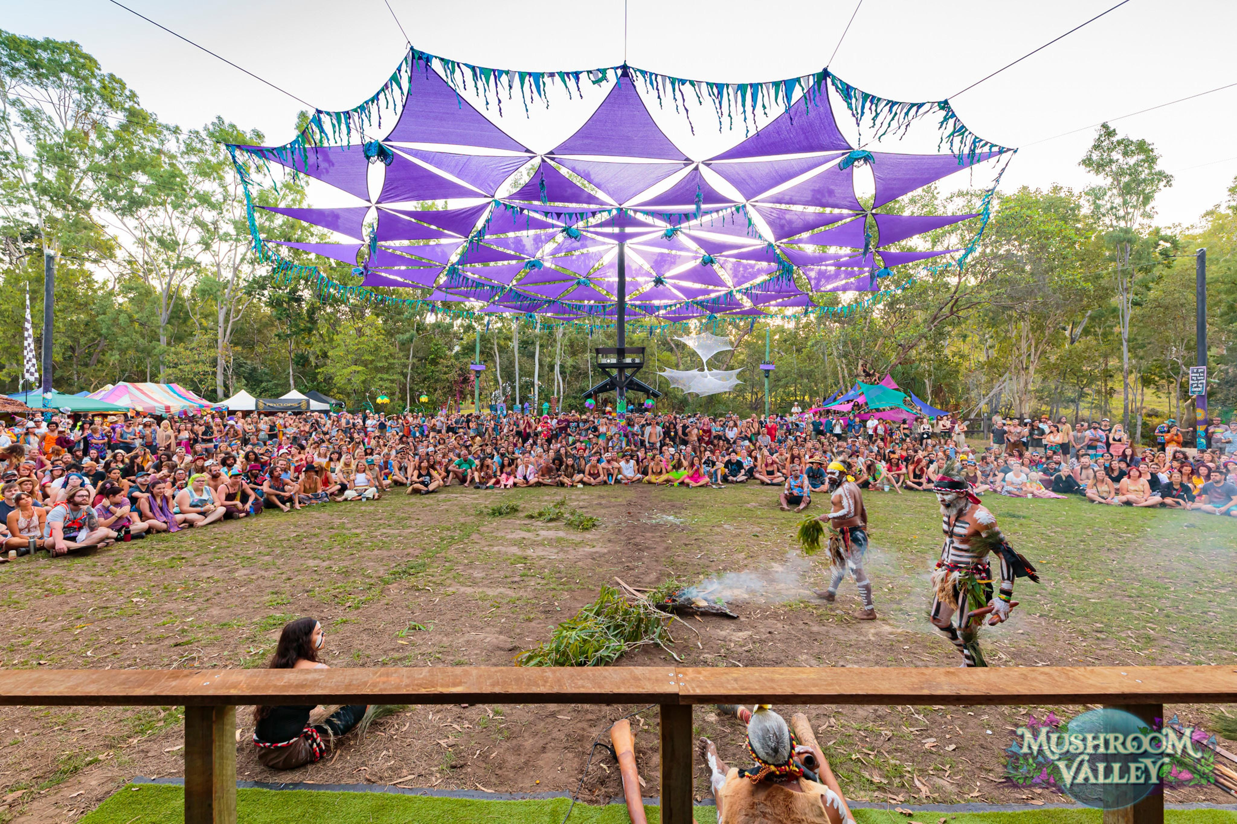 Mushroom Valley Festival - Accommodation NSW
