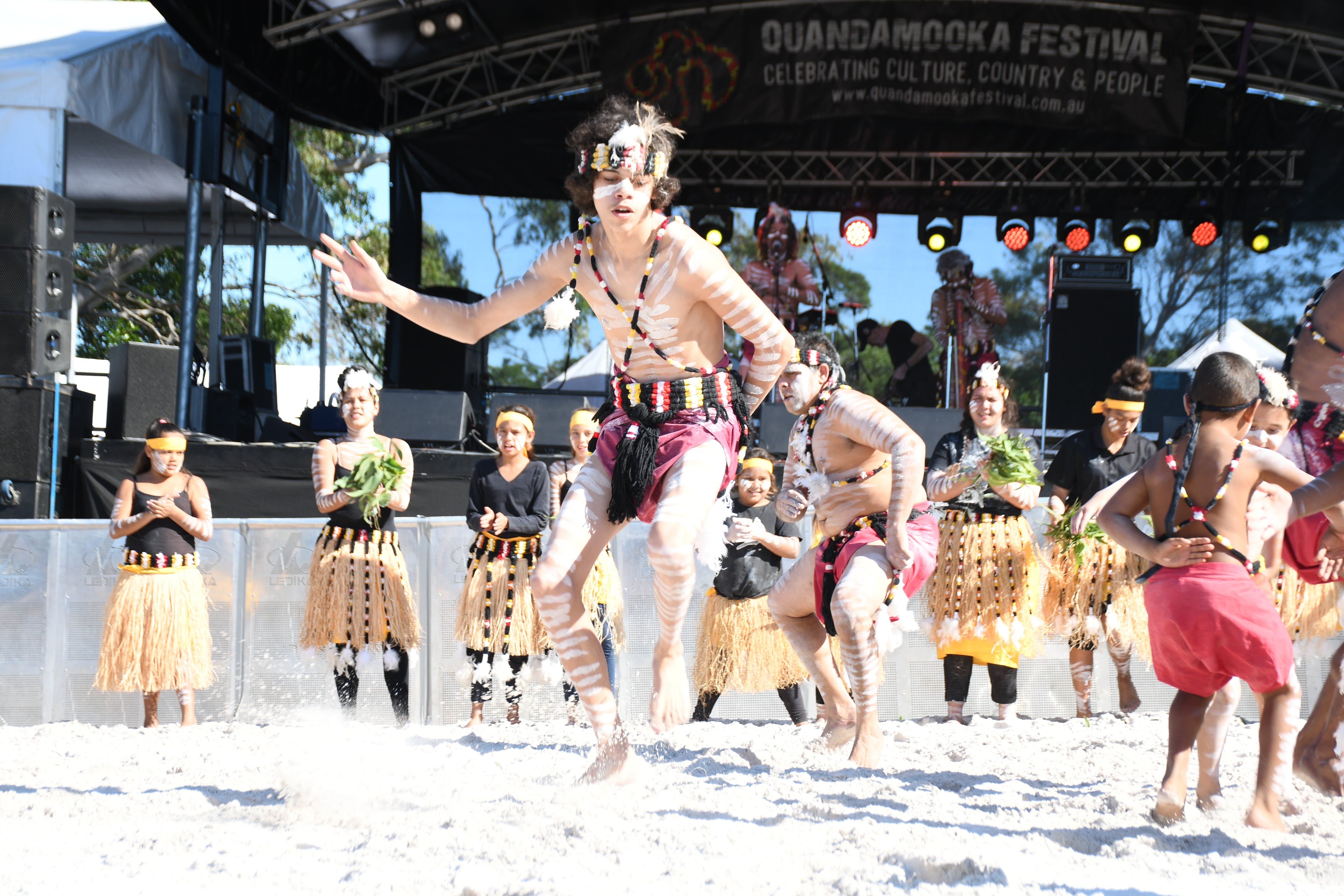 Quandamooka Festival 2021 - Accommodation NSW