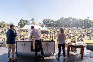 South Coast Food and Wine Festival - Accommodation NSW