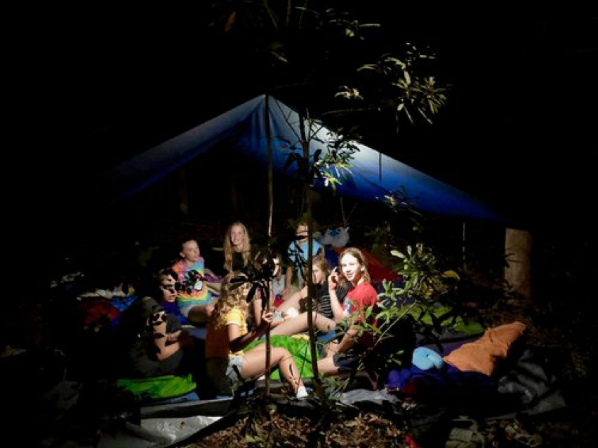 Summer  Family Nature Camp - Accommodation NSW