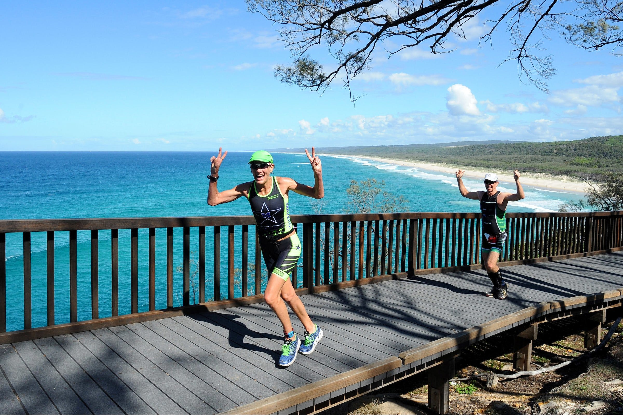 The Straddie Salute Triathlon Festival - Accommodation NSW