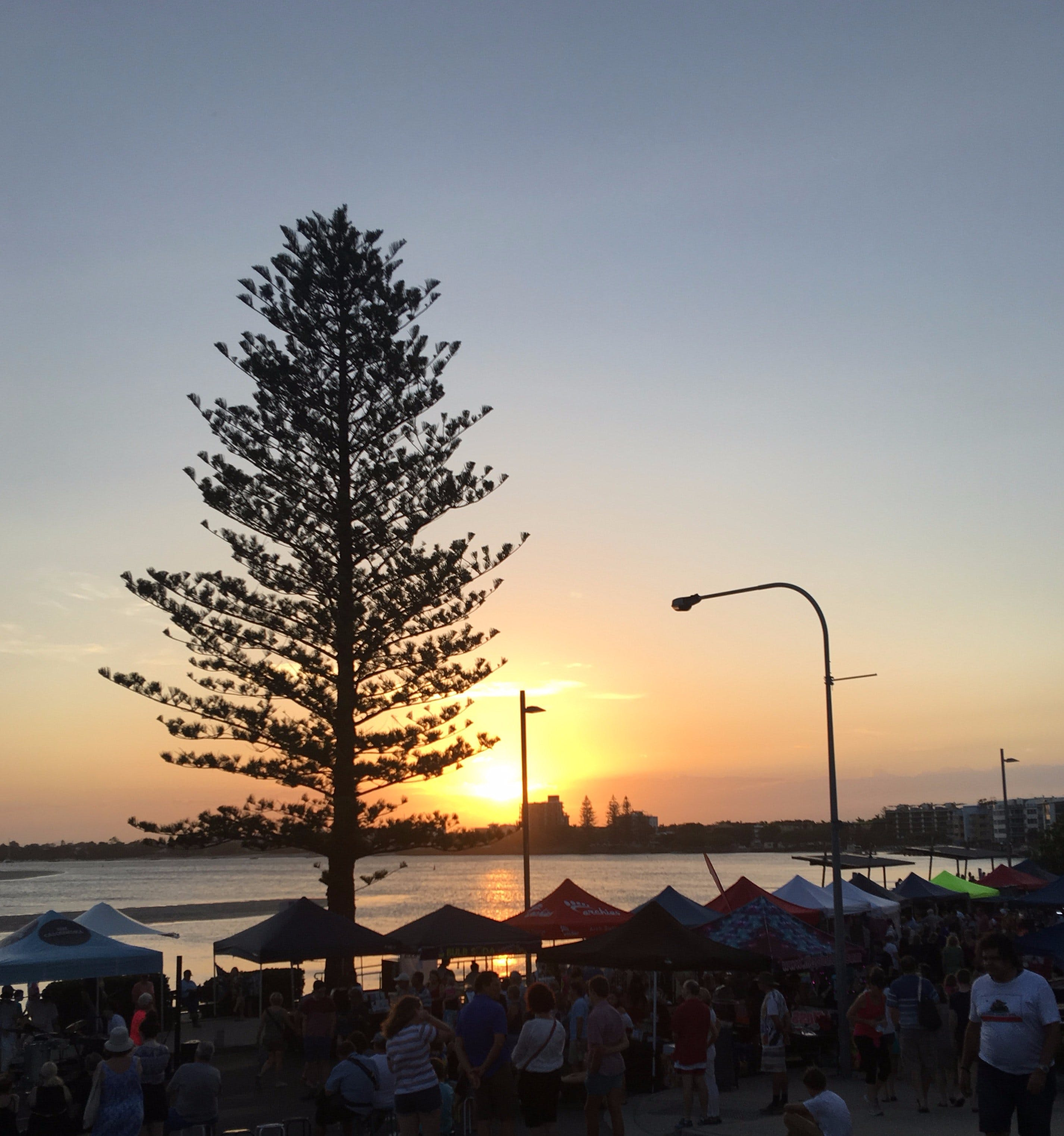 Twilight Markets Caloundra - Accommodation NSW
