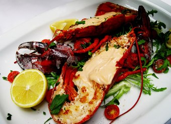 The Lighthouse Seafood Restaurant  Bar - Accommodation NSW