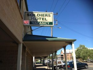 Soldiers Motel - Accommodation NSW