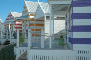 Beach Huts Middleton - Accommodation NSW