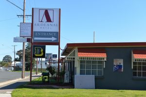 Ardeanal Motel - Accommodation NSW