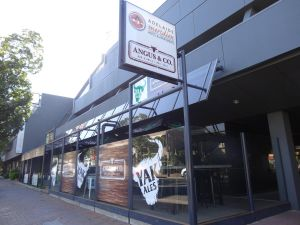 Adelaide Meridien Hotel  Apartments - Accommodation NSW