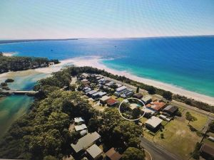 Arena Blanca Holiday Home - Accommodation NSW