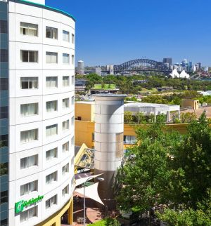 Holiday Inn Potts Point - Sydney - Accommodation NSW