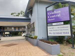 Grafton Central Motel - Accommodation NSW