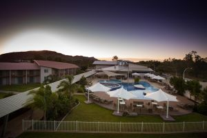 Crowne Plaza Alice Springs Lasseters - Accommodation NSW