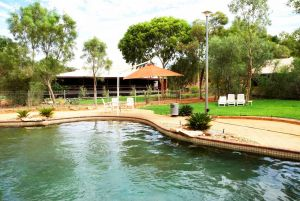 Kings Canyon Resort - Accommodation NSW