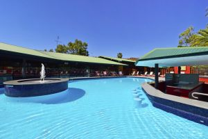 Mercure Alice Springs Resort - Accommodation NSW