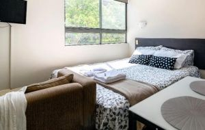 Brisbane City Resort Style Studio Waterfront Apartment - WINTER SPECIAL - Accommodation NSW