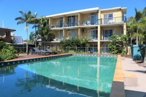 Broadwater Keys Holiday Apartments - Accommodation NSW
