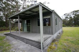 Brodribb River Rainforest Cabins - Cabin 1 - Accommodation NSW