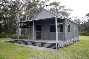 Brodribb River Rainforest Cabins - Cabin 3 - Accommodation NSW