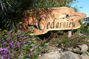 Cedarview Bed  Breakfast - Accommodation NSW